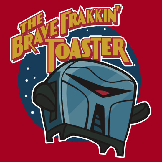 the-brave-frakkin-toaster-t-shirt-art