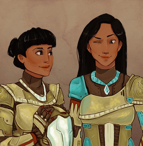 Dream Giver– Nakoma & Pocahontas