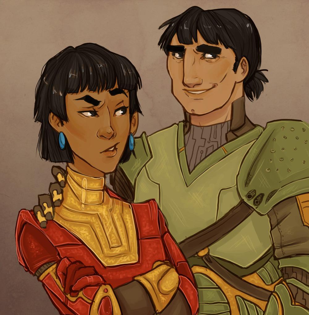 Gilded Emperor -Kuzco and Pacha