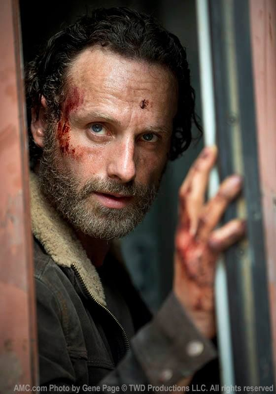 First Photo from THE WALKING DEAD Season 5