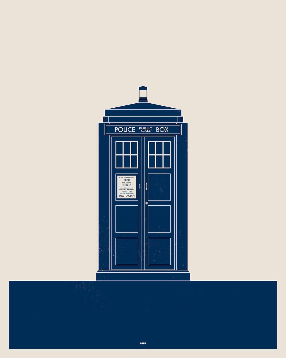 doctor-who-glow-in-the-dark-art-by-matt-ferguson