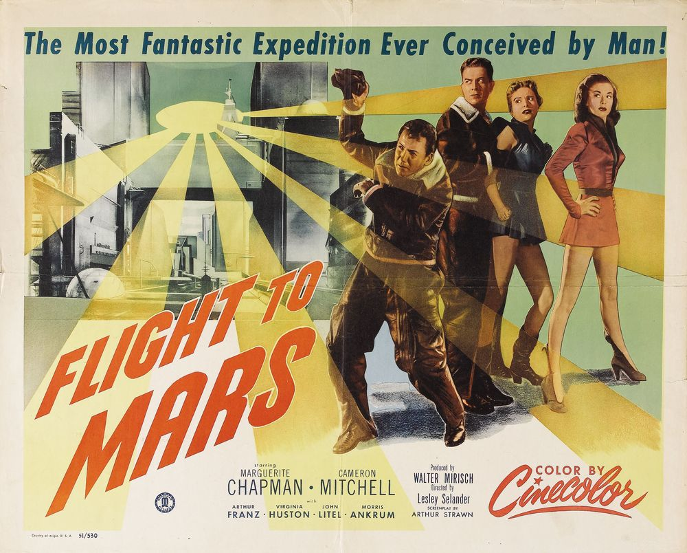 10 Great 1950s Sci-Fi Movies You May Have Never Heard Of ...