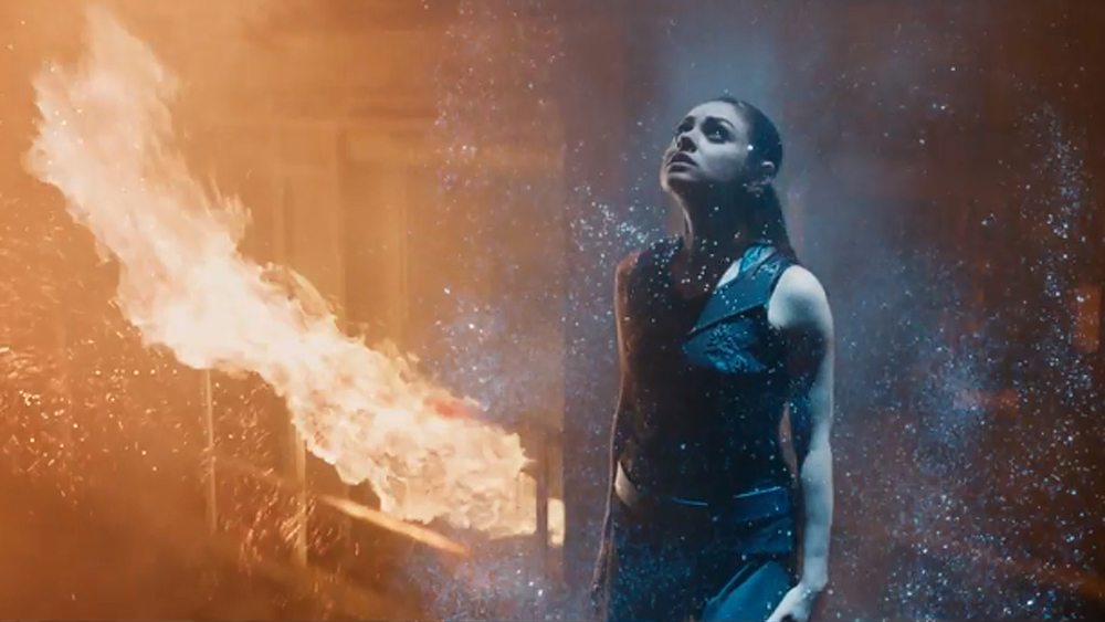 International Trailer for JUPITER ASCENDING
