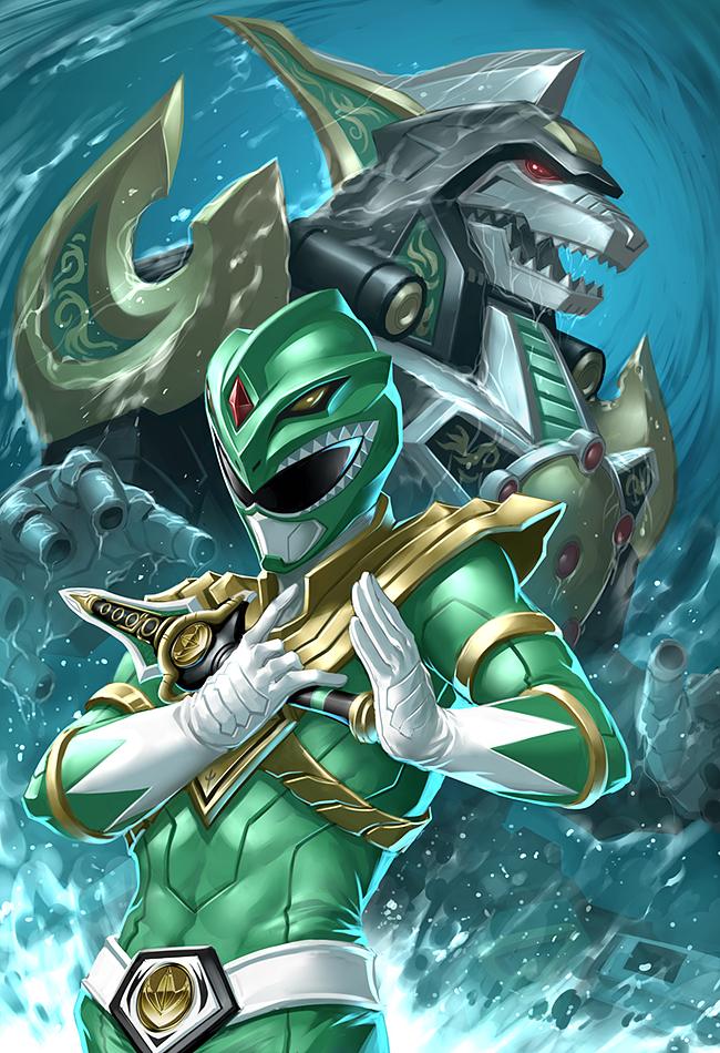 mighty morphin green ranger wallpaper - photo #22