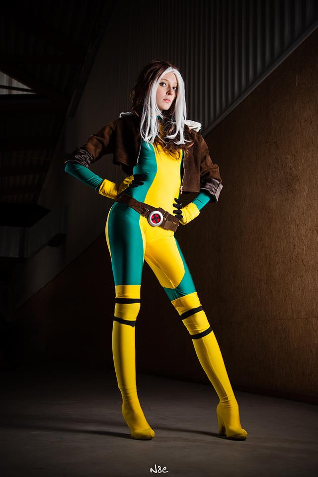 Ainlina  is Rogue — Photo by N8e