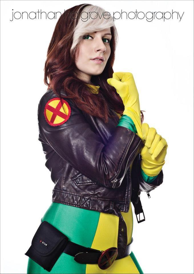 CamilleAdrienne  is Rogue — Photo by  Jonathan Hargrove
