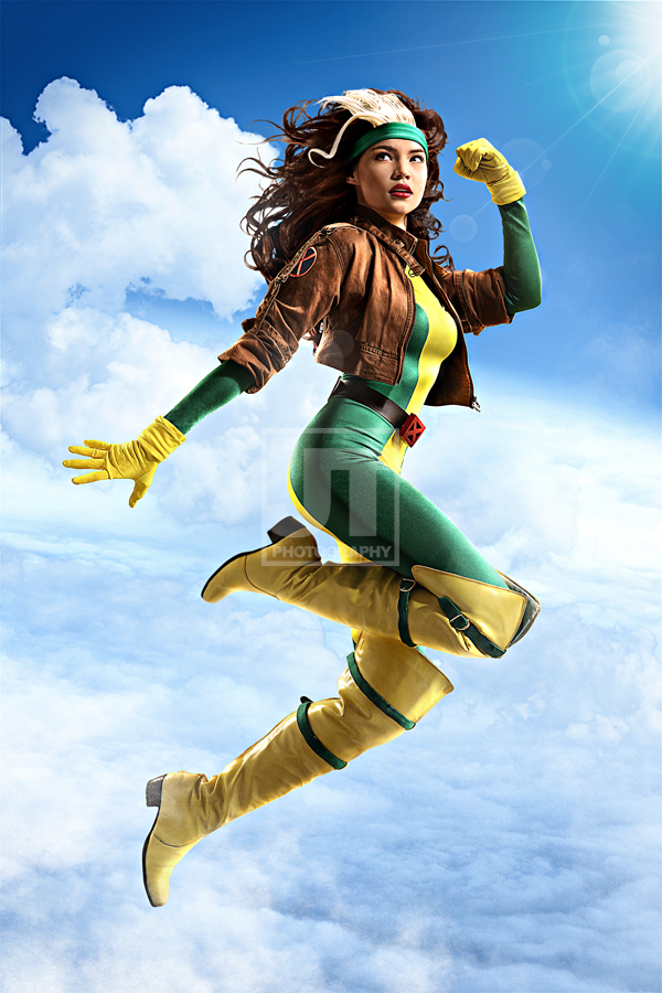 Rhian Ramos Howell is Rogue — Photo by   Jay Tablante