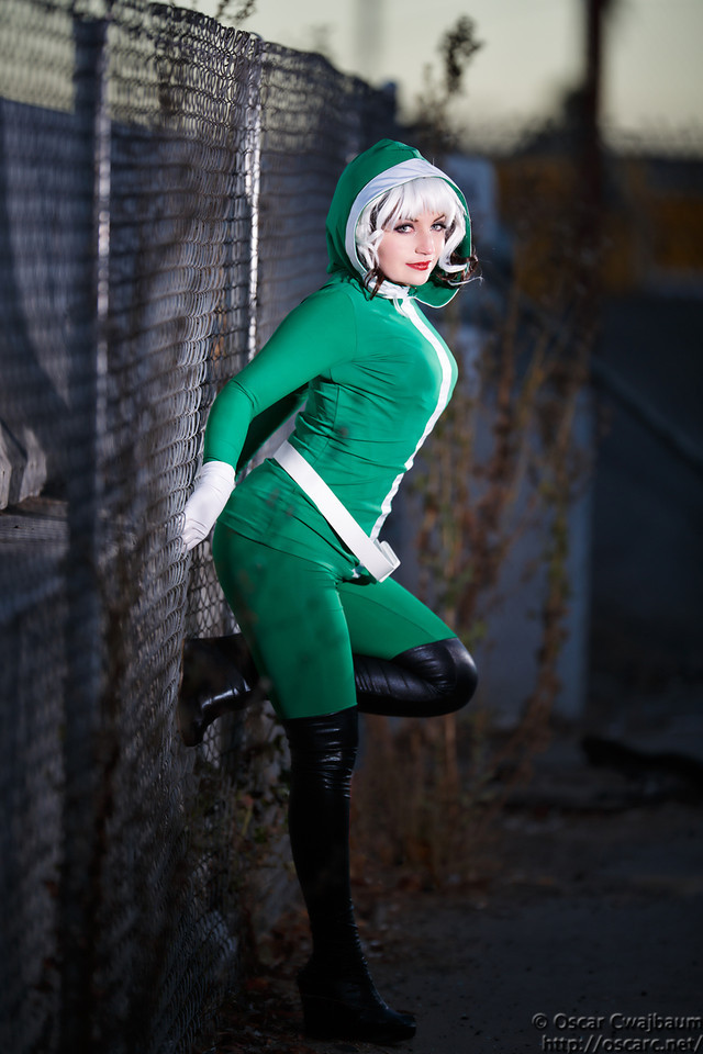 X-Men's Rogue — 2014 Best of Cosplay Collection — GeekTyrant