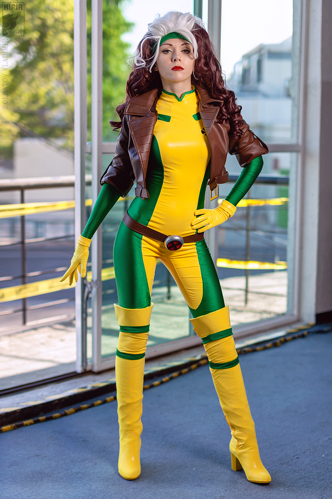 Men s Rogue     2014 Best of Cosplay CollectionX Men Rogue Costume Ideas
