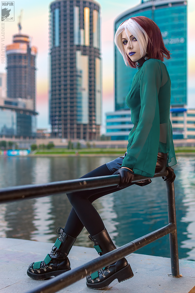 Ryoko-demon  is Rogue — Photo by  Kifir