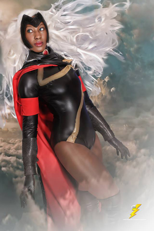 Fudgie  is Storm | Photo by:  SGH PhotoArt