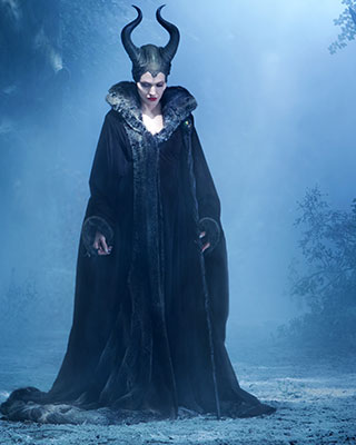VIDEO: Maleficent cast talks meeting and fighting Angelina Jolie