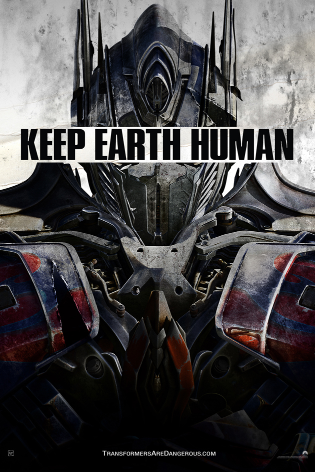 new-transformers-age-of-extinction-posters-keep-earth-human