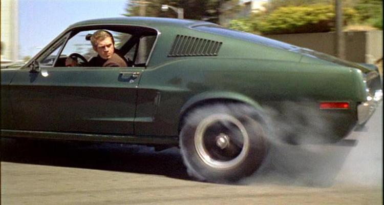 Most Badass Cars In Film GeekTyrant - Badass old cars