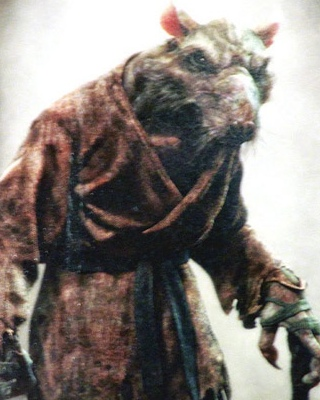 Splinter And Shredder Concept Art For New Tmnt Movie Geektyrant
