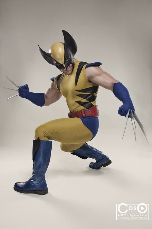 JonathanCarroll is Wolverine — Photo by Dru Phillips