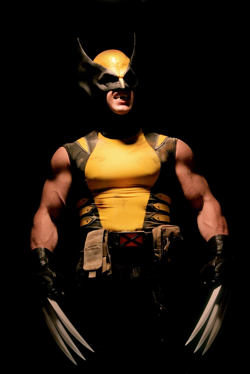 Jonathan Carroll  is Wolverine