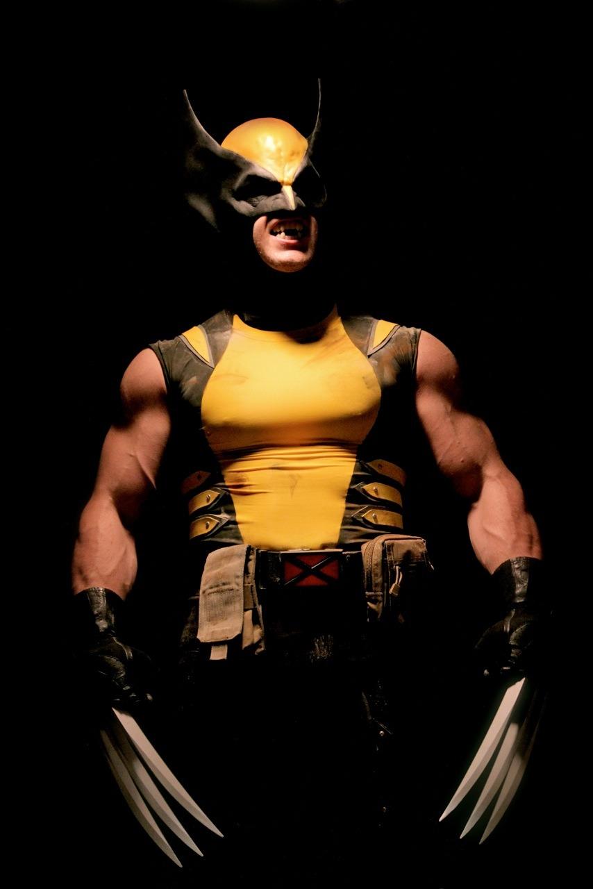 Jonathanu0026nbsp;Carroll is Wolverine & Wolverine u2014 Best of Cosplay Collection u2014 GeekTyrant