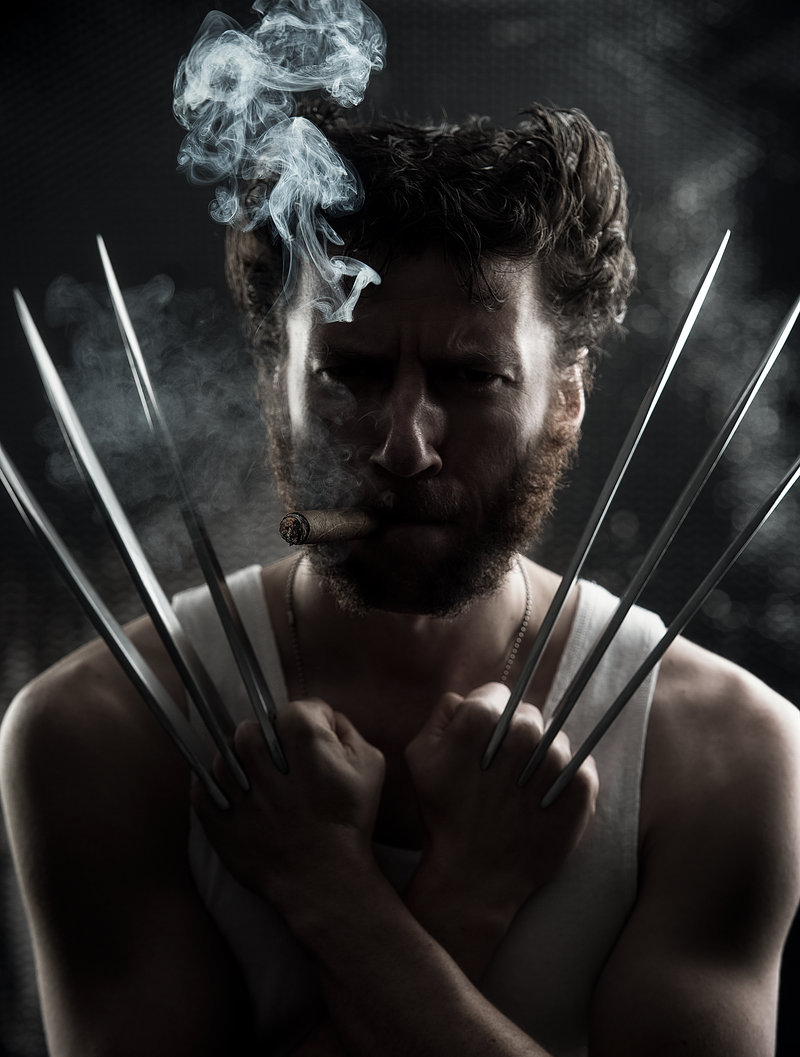 Lightkast  is Wolverine