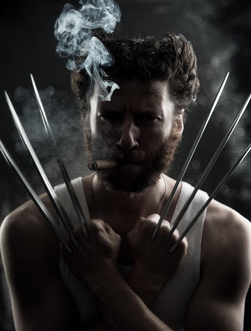 Lightkast  is Wolverine