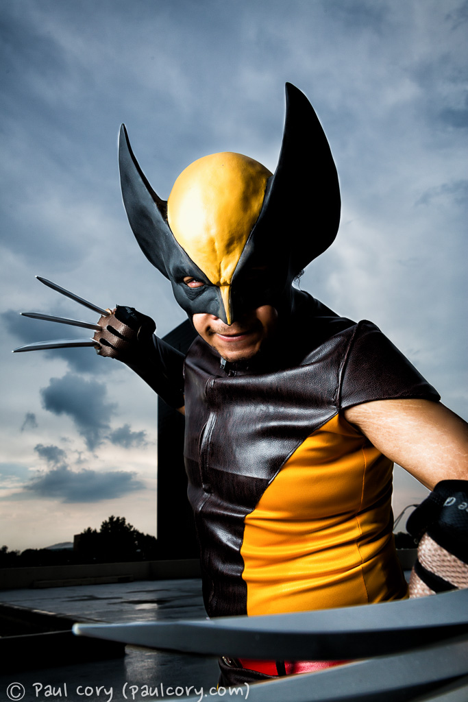 Unknow is Wolverine — Photo by  Paul Cory