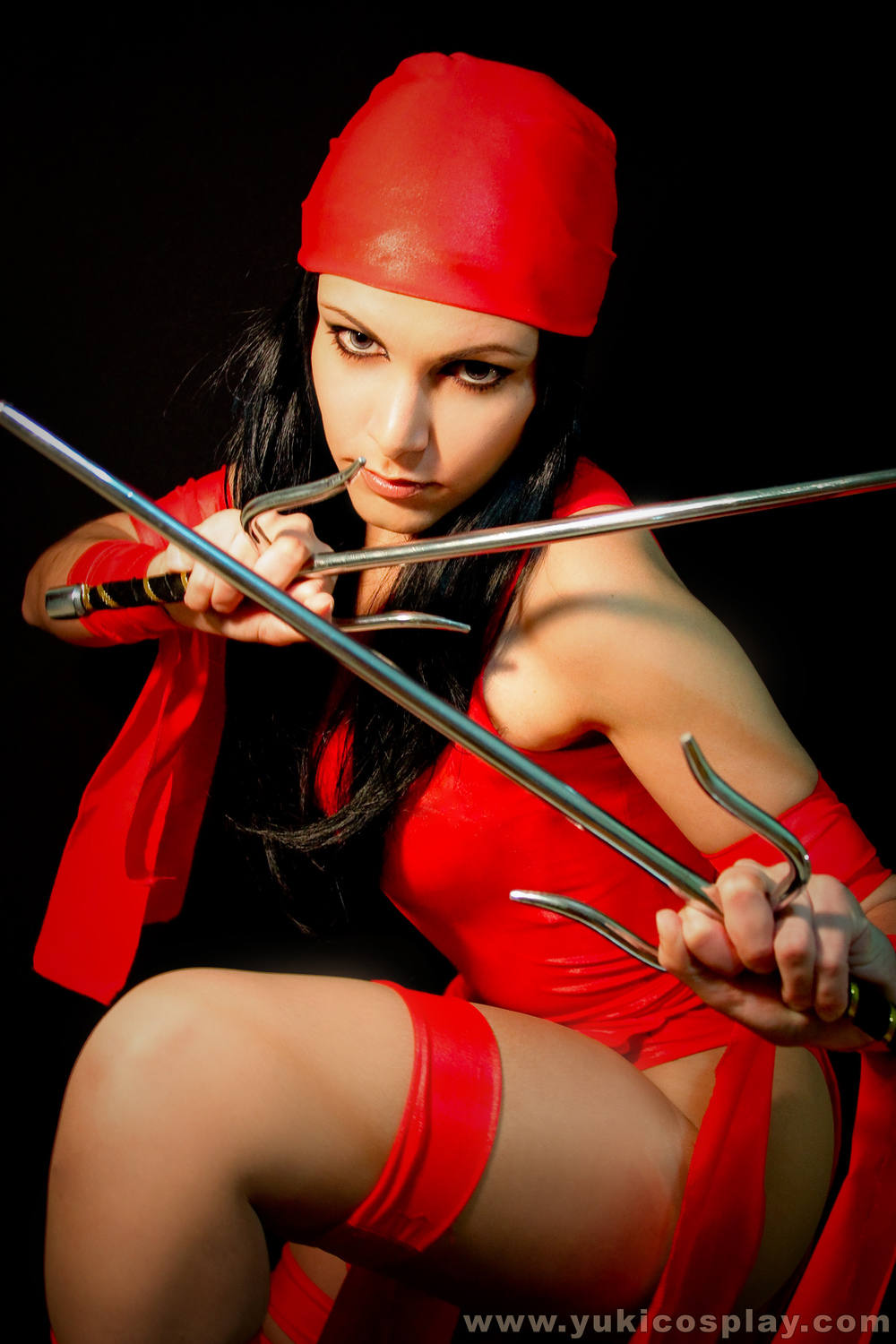 Yukilefay is Elektra | Photo by: Vingaard