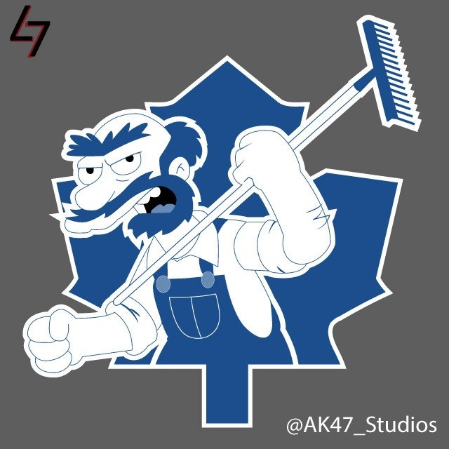 Nhl Team Logos Nhl Logos Simpsons 10 Jpg