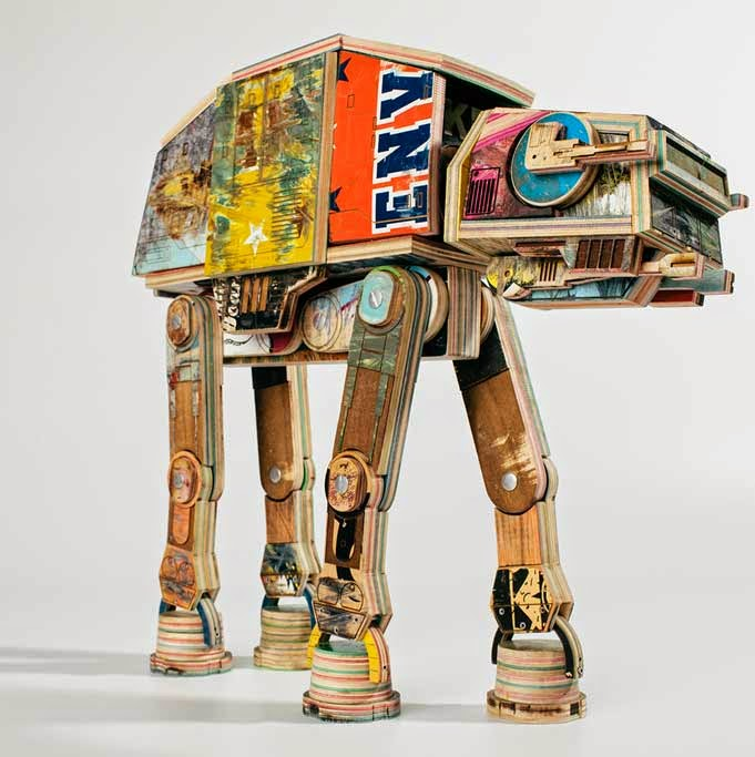 star-wars-at-at-made-from-reclaimed-skateboards