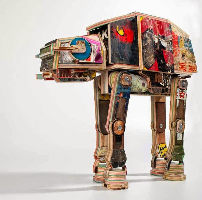 star-wars-at-at-made-from-reclaimed-skateboards1