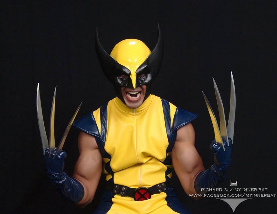 Richard G./ My Inner Bat  is Wolverine