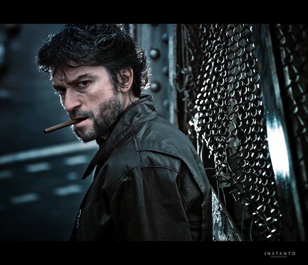 Javier Paredes is Wolverine — Photo by Instanto