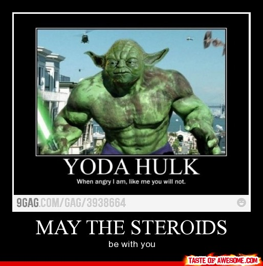 Yoda Hulk Meme And Photo Collection Geektyrant