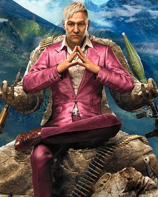 Far Cry 4 E3 2014 Reveal Footage Geektyrant