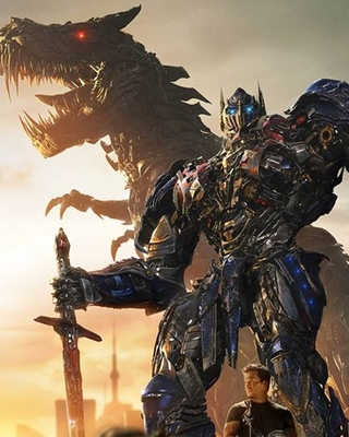 Transformers Age Of Extinction 2 New Posters And