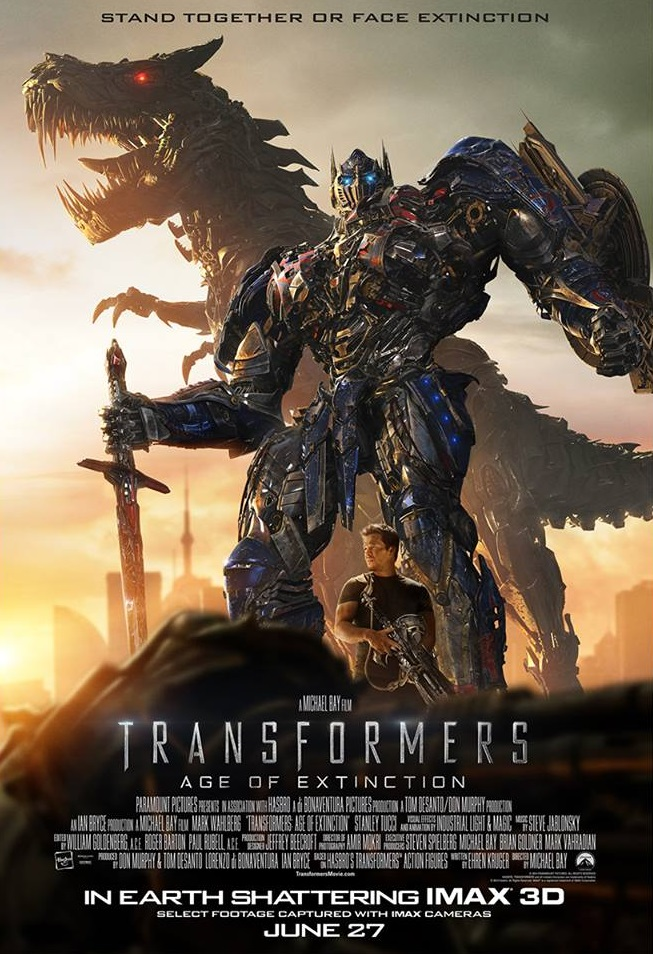 optimus-prime-and-grimlock-featured-on-poster-for-transformers-age-of-extinction