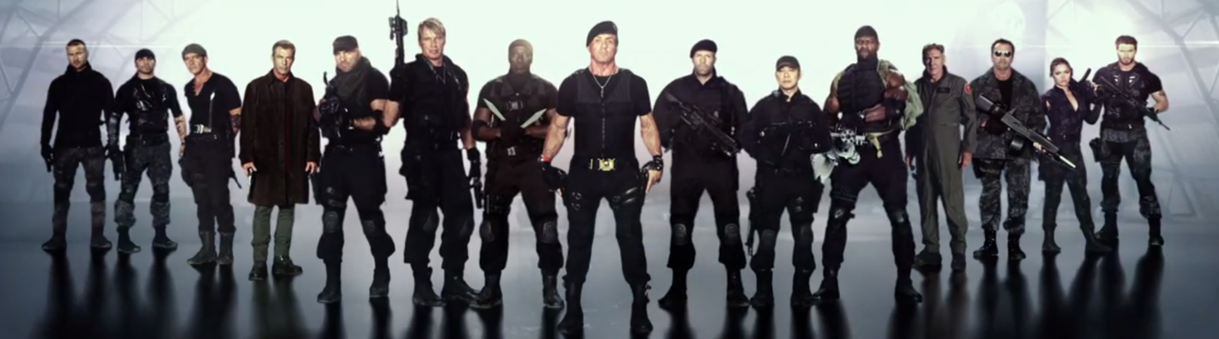 the expendables 3 - new full, action-packed trailer — geektyrant