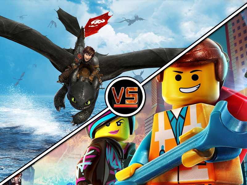 Geektyrant vs how to train your dragon 2 vs the lego movie in this episode of geektyrant vs we have a heated debate over which animated film from this year is better how to train your dragon 2 or the lego movie ccuart Choice Image