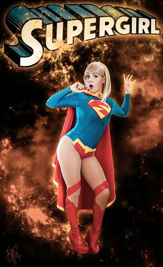 Clefchan is Supergirl