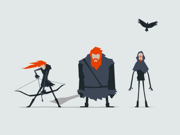 minimalist-game-of-thrones-character-art