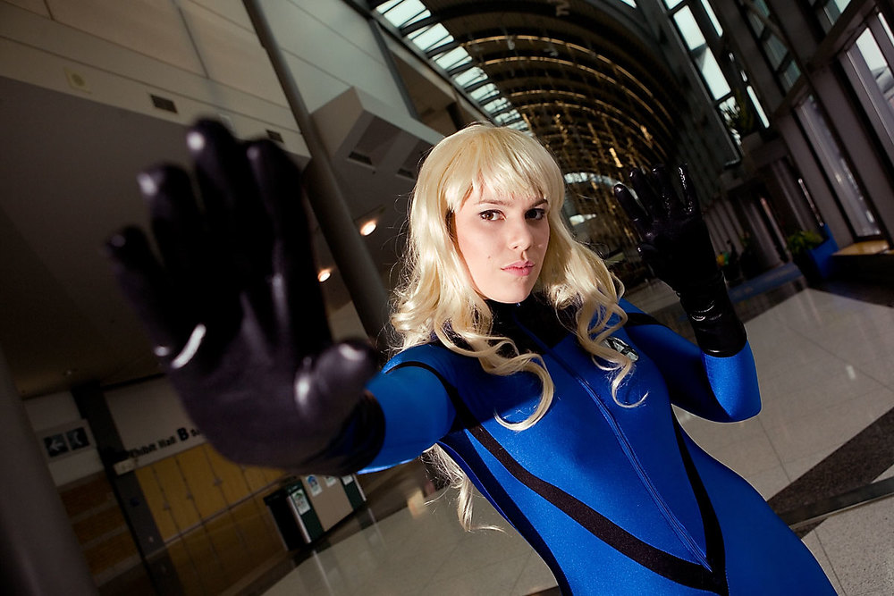 GillyKins is Invisible Woman | Photo by: Stillvisions
