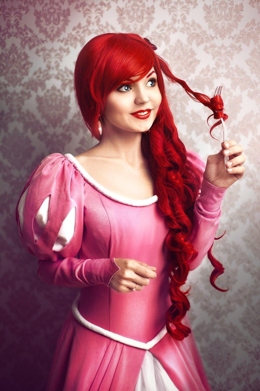 JasDisney  isAriel, The Little Mermaid