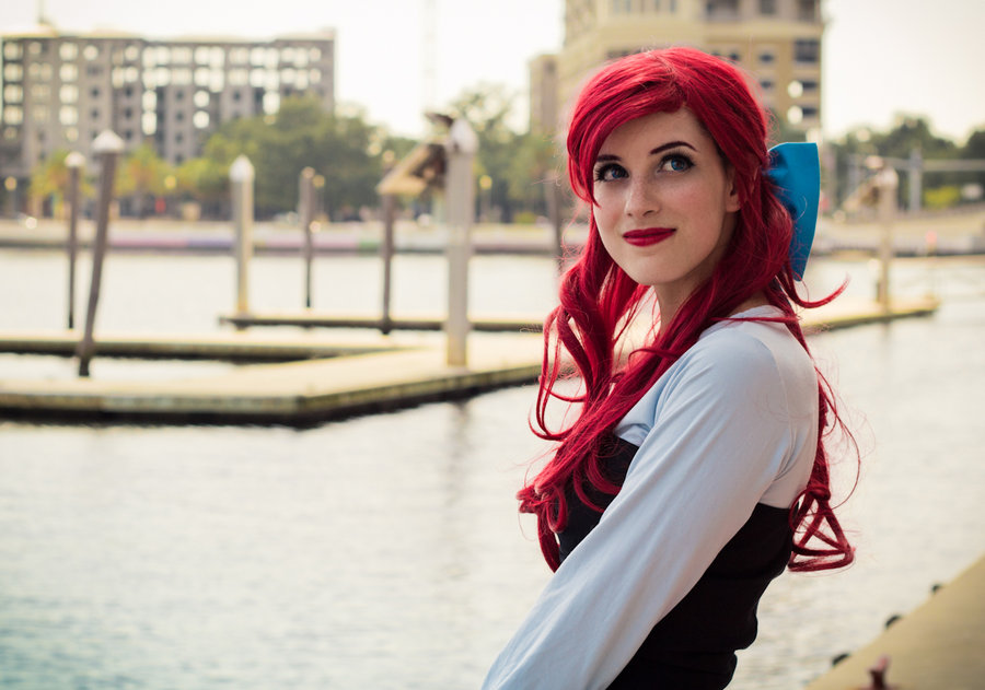 TwilightSaphir  is Ariel, The Little Mermaid — Photo by  Mytis