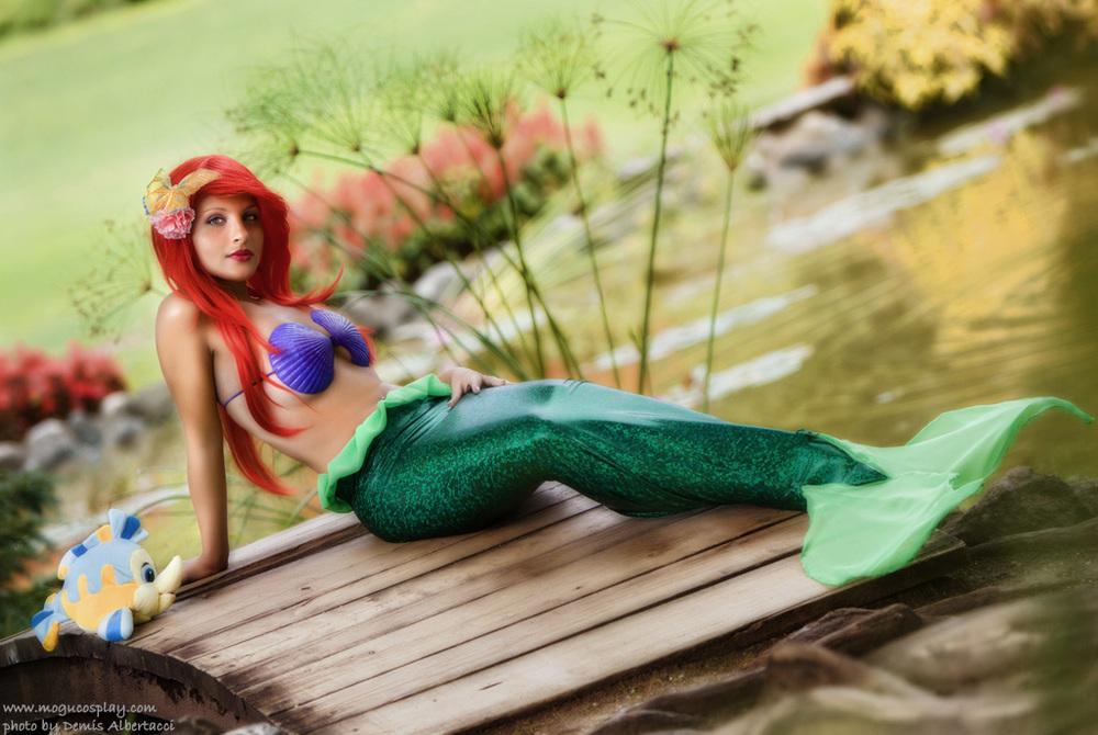 Mogu Cosplay is Ariel, The Little Mermaid