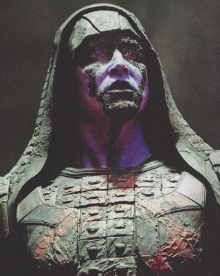 Ronan the Accuser Featured in New Photo from GUARDIANS OF ...