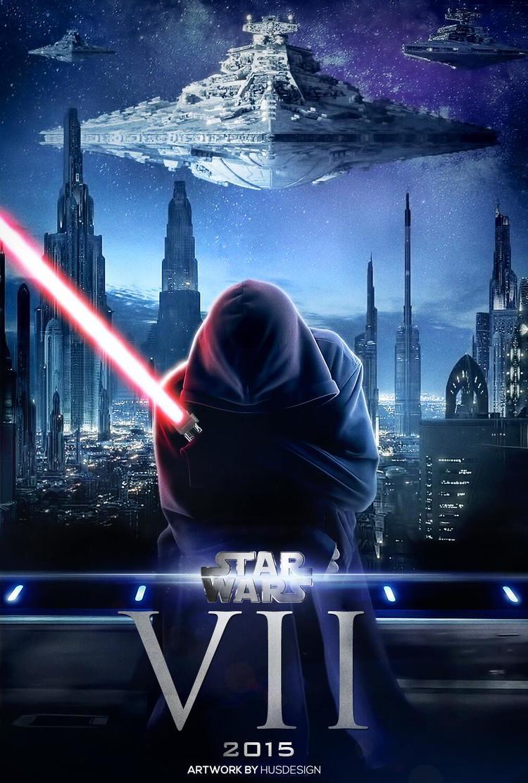 star wars episode vii fan poster and more - Stars War