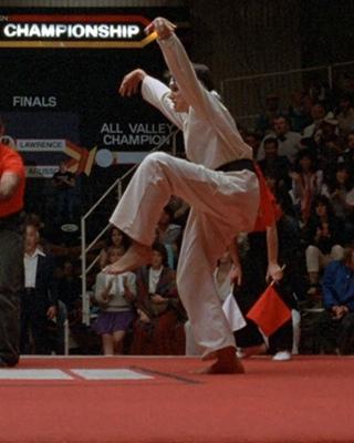 Image result for karate kid stance