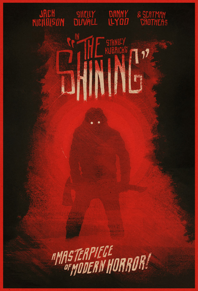 Haunting Poster Art For The Shining Geektyrant