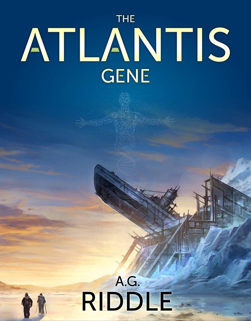 atlantis-sci-fi-book-series-to-get-film-adaptation