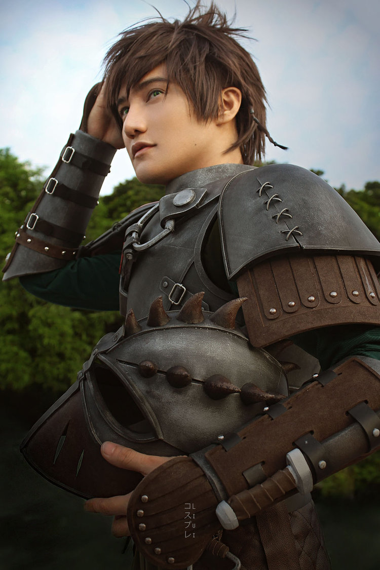 Incredible how to train your dragon 2 hiccup cosplay geektyrant hiccupcosplayhowtotrainyourdragon2byliuiaquino d7nli9ug this how to train your dragon ccuart Gallery