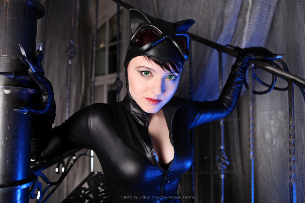 Almost Human  is Catwoman — Photo by  Ocean